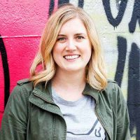 Kim the great admin assistant at Hot Diggity! Dog Walking and Pet Sitting in Portland, Oregon