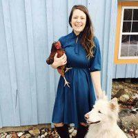 Portland Dog Walker and Pet Sitter and Admin, Elizabeth