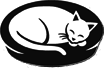 Don't forget to call us for all your cat sitting needs after you adopt from the House of Dreams no-kill cat shelter in Portland!